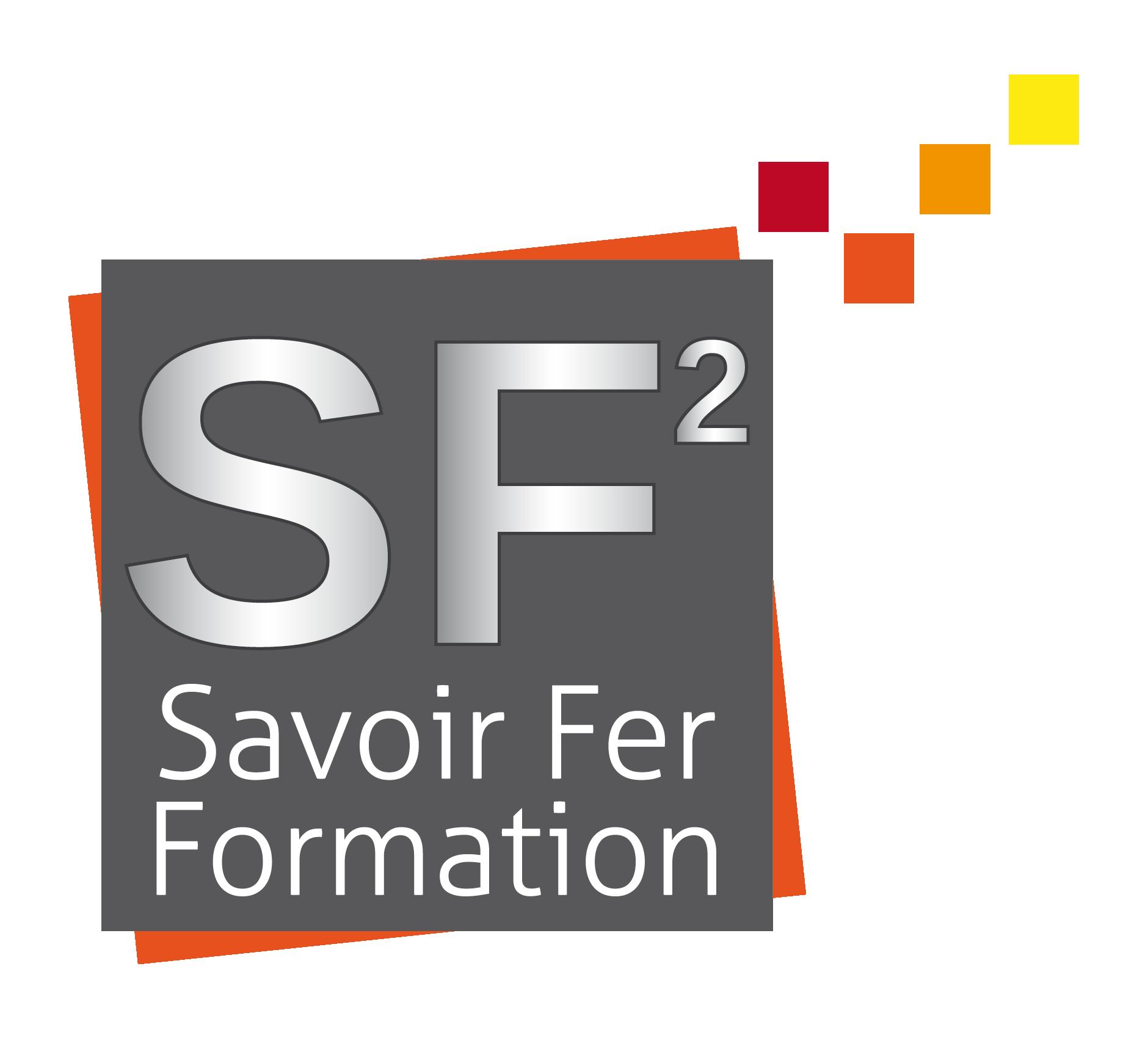Le logo Savoir Fer Formation